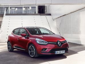 Renault Clio IV: restyling en Europa