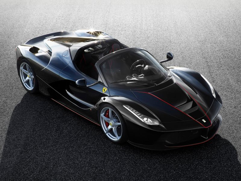 Ferrari LaFerrari descapotable