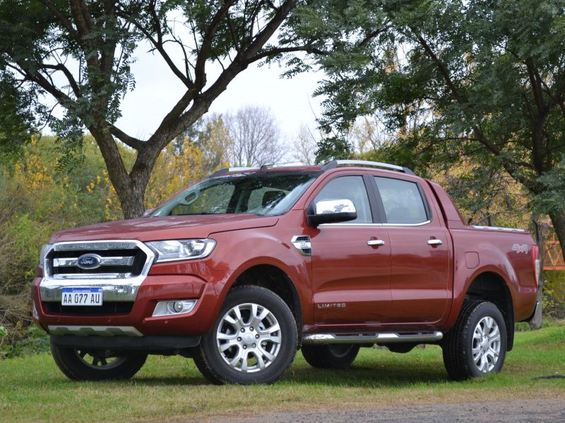 Contacto Ford Ranger: video
