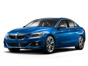 BMW Serie 1 Sed�n: en China