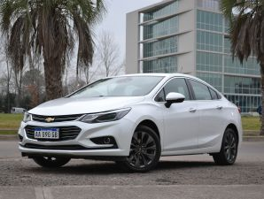 TEST DRIVE: Chevrolet Cruze LTZ Plus