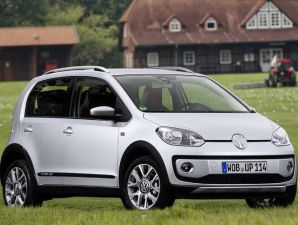 Volkswagen Cross up!: anticipo, precio