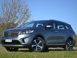 Contacto: Kia Sorento 2.2 AT