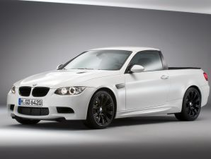 Pick up de BMW: rumores
