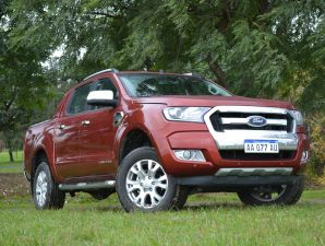 Contacto: Ford Ranger Limited 4x4 MT