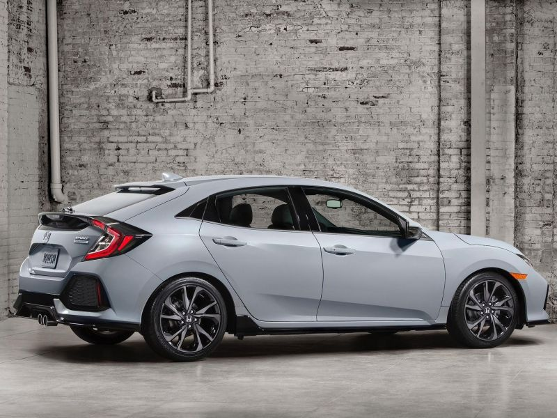 Honda Civic 2017 hatchback