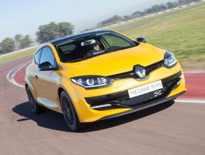 Renault M�gane Coupe RS: clip