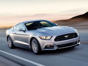 Ford Mustang: anticipo