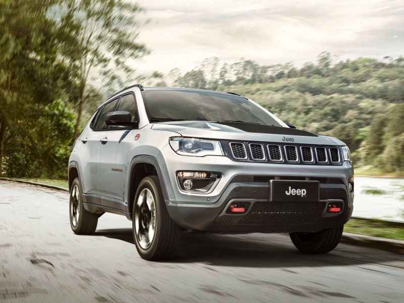 Nuevo Jeep Compass: video clip