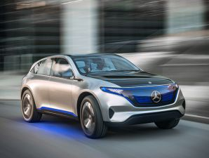 Mercedes-Benz Generation EQ: Sal�n de Par�s