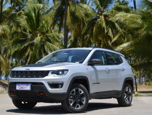 Contacto Jeep Compass Trailhawk 4x4 AT
