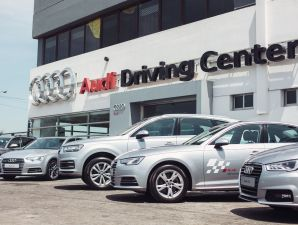 Audi Driving Center: 10º Aniversario