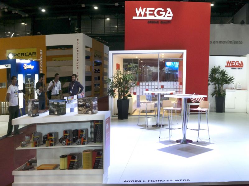 Wega en Automechanika