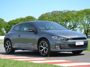 Test Drive: VW Scirocco GTS