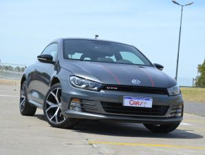 Video-test: Volkswagen Scirocco GTS