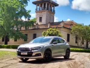TEST DRIVE: DS 4 Crossback