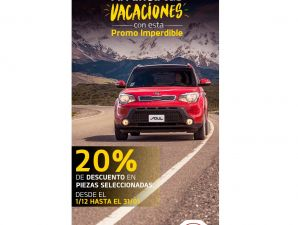 Kia Argentina: promoción