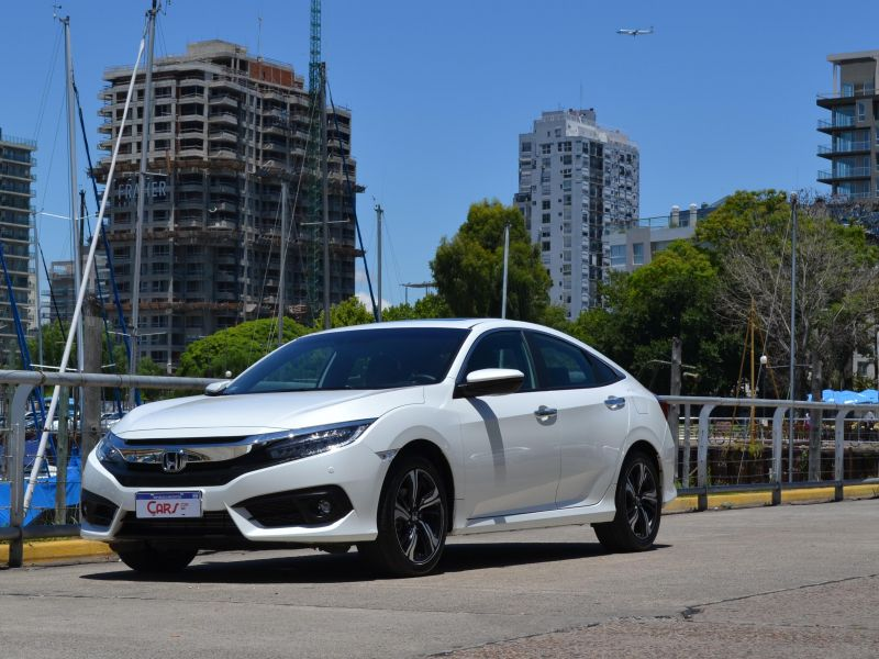 TEST DRIVE: Honda Civic EX –T