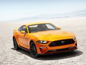 Ford Mustang: restyling