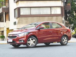 TEST DRIVE: Chevrolet Prisma LTZ AT