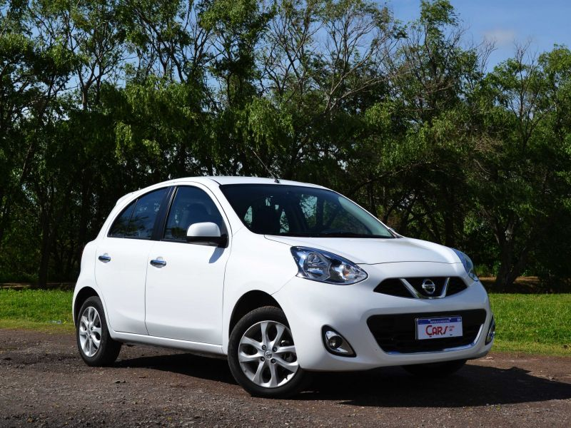 Contacto: Nissan March Advance Media-Tech AT