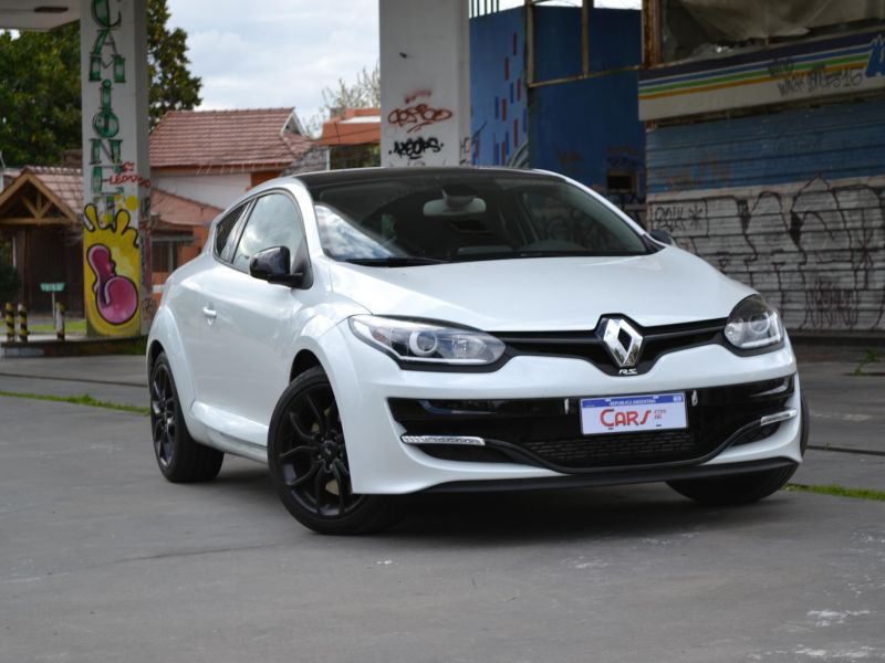 Renault Mégane III RS: video test