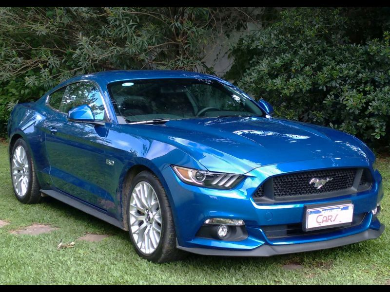 Ford Mustang: video test