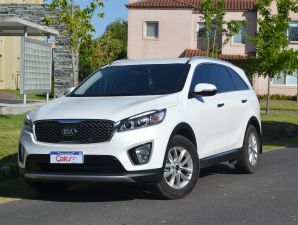 Contacto: Kia Sorento 2.4 AT 4x4