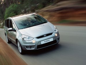 TEST DRIVE: Ford S-Max TDCi 1.8 Trend