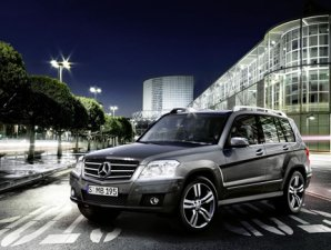 TEST DRIVE: Mercedes Benz GLK 4Matic City
