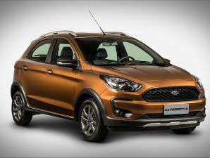 Ford Ka Freestyle