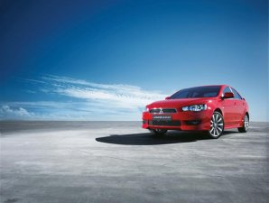 TEST DRIVE: Mitsubishi Lancer 2.0 GT AT