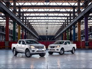 La pick up se fabrica en Córdoba