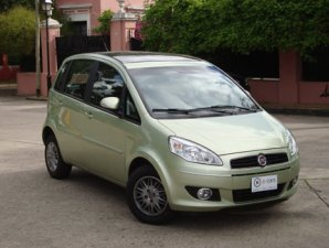 TEST DRIVE: Fiat Idea Attractive 1.4