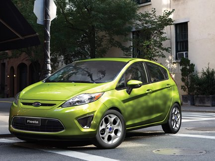TEST DRIVE: nuevo Ford Fiesta Kinetic Design