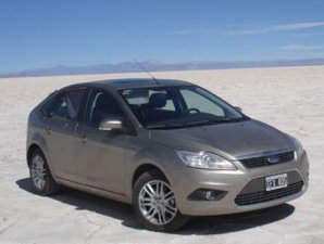 TEST DRIVE: Ford Focus 1.6 Trend