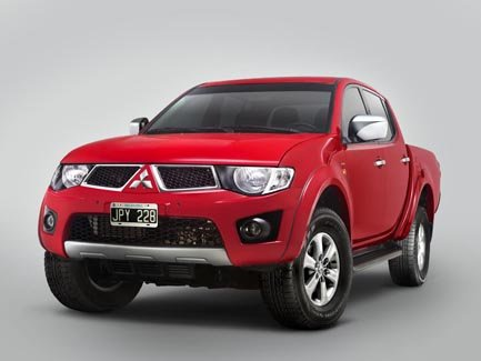 Mitsubishi renovó la pick-up L200