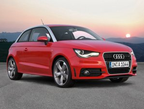 TEST DRIVE: AUDI A1 AT