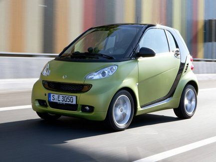 TEST DRIVE: smart fortwo