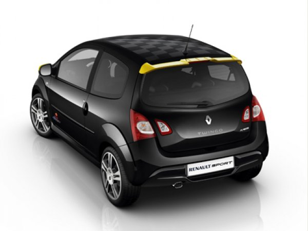 renault lanza una versi n deportiva del twingo cars. Black Bedroom Furniture Sets. Home Design Ideas