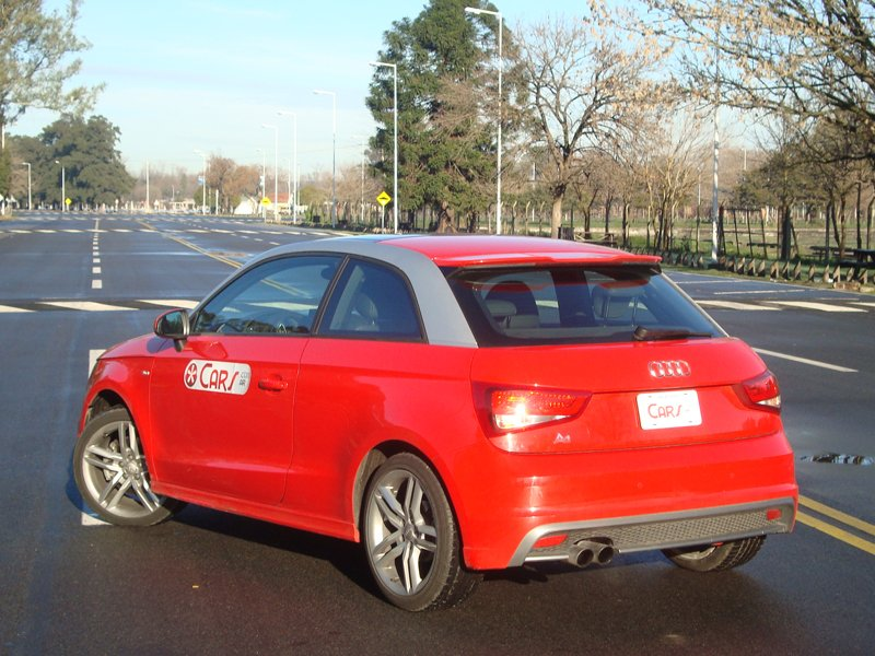 test drive audi a1 s line 1 4 tfsi s tronic cars. Black Bedroom Furniture Sets. Home Design Ideas