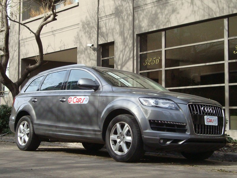 test drive audi q7 3 0 t fsi tiptronic cars. Black Bedroom Furniture Sets. Home Design Ideas