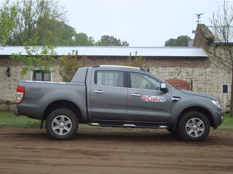 test drive ford ranger 3 2 tdi 4x4 limited cars. Black Bedroom Furniture Sets. Home Design Ideas