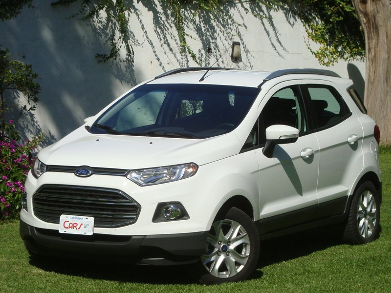 test drive nueva ford ecosport 2 0 titanium cars. Black Bedroom Furniture Sets. Home Design Ideas