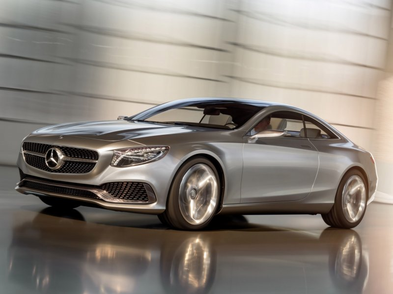 Mercedes benz clase s coup concept cars for Mercedes benz haverhill ma