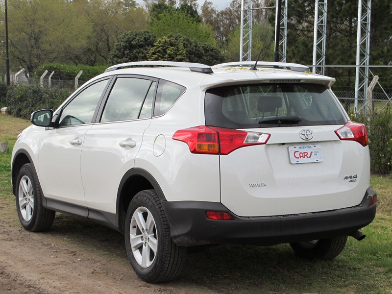 test drive toyota rav4 2 5 awd cars. Black Bedroom Furniture Sets. Home Design Ideas