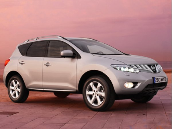 prueba de manejo nissan murano xtronic cvt cars. Black Bedroom Furniture Sets. Home Design Ideas
