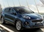 KIA Sportage 2.0 4 x 4 AT
