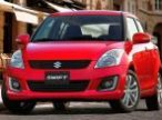 SUZUKI Swift GLX CVT
