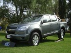 CHEVROLET S10 CD 4X4 HC MT